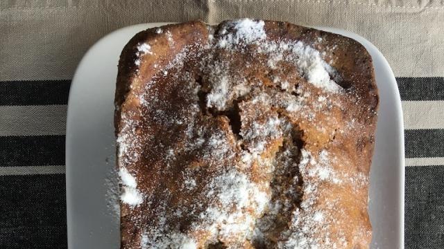 Fındıklı Bal Kabaklı Kek Tarifi