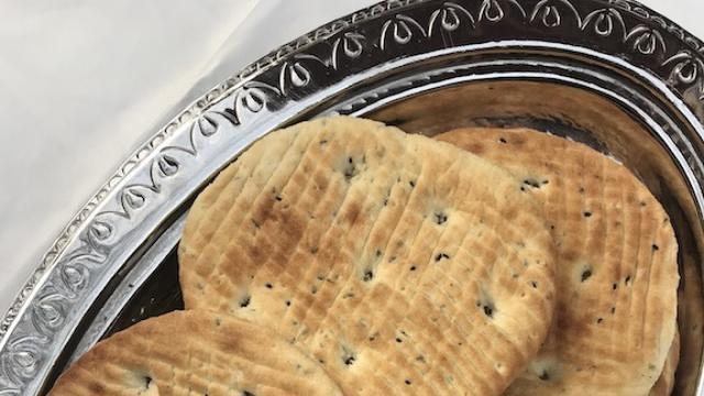 Mahlepli Maraş Çöreği Tarifi