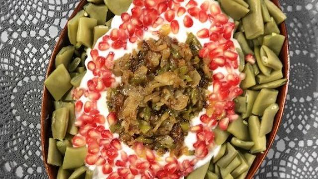 Yeşil Fasulye Yoğurtlaması Tarifi-Denizli