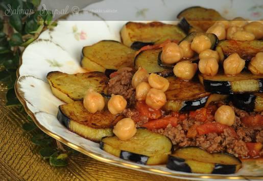 Afyon\'un Patlıcan Musakkası Tarifi