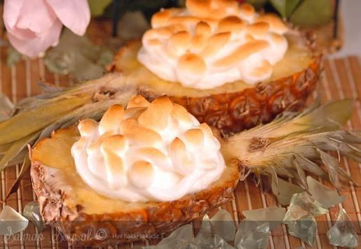 Ananaslı Mereng Tarifi