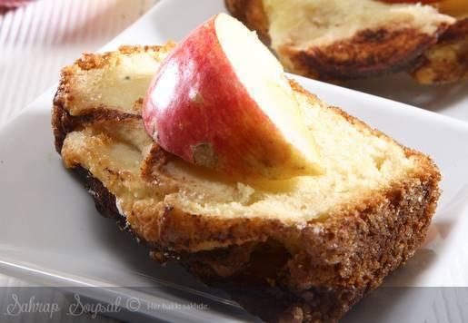 Ayşe\'nin Elmalı Keki Tarifi