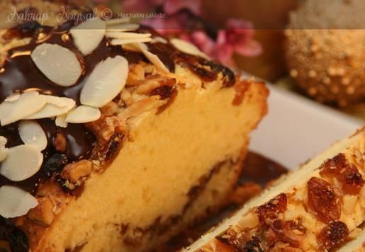 Bademli Osmanbey Pastası Tarifi