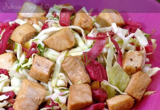 Balıklı Iskoç Salatası Tarifi