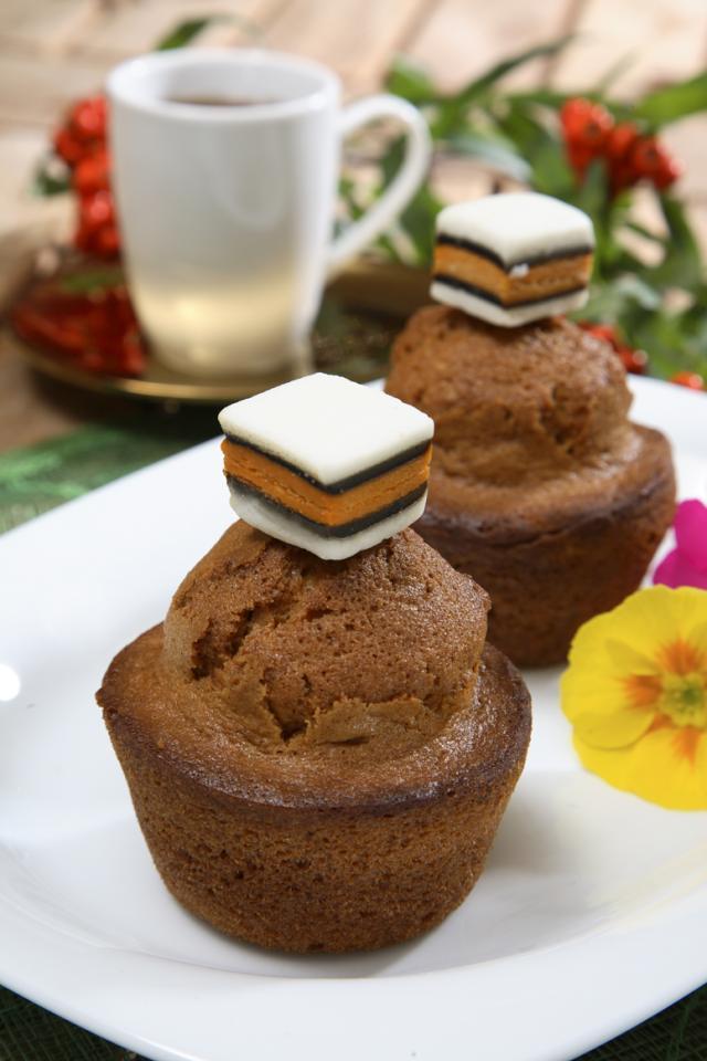 Balkabaklı Tarçınlı Muffin Tarifi