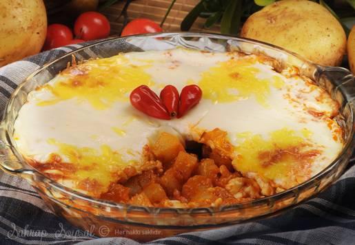Balkanların Patates Musakkası Tarifi