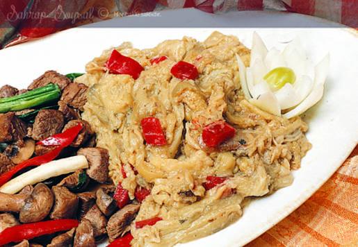 Beğendili Behramkale Kebabı Tarifi