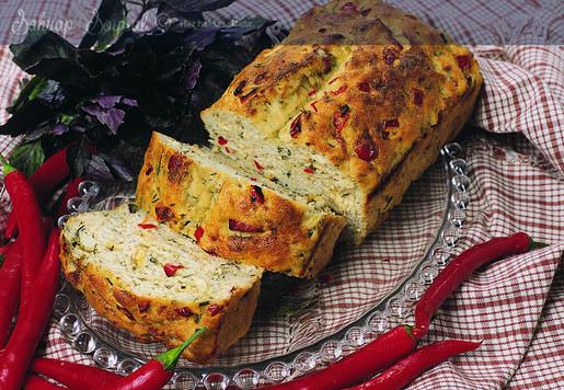 Biberli Patara Ekmeği Tarifi