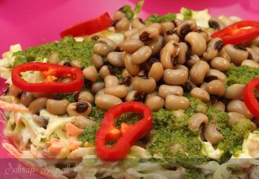 Börülceli Lahana Salatası Tarifi