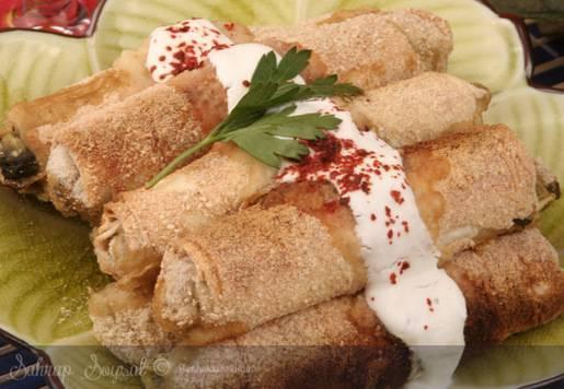 Bulgurlu Etimekli Börek Tarifi