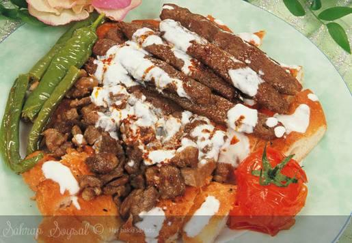 Bursa\'nın Pideli Kebabı Tarifi