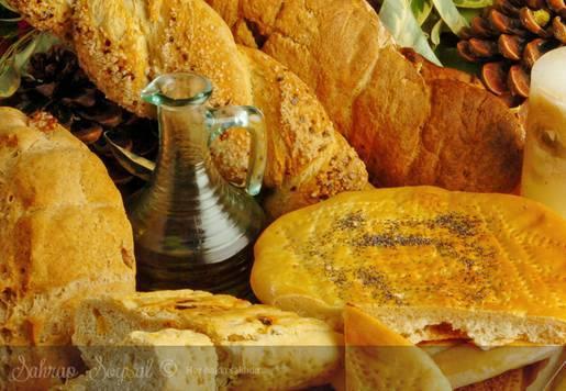 Çörekotlu Tava Ekmeği Tarifi