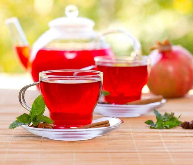 Editörün Nar Çayı Tarifi