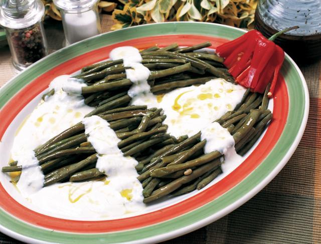 Egeli Taze Börülce Salatası Tarifi