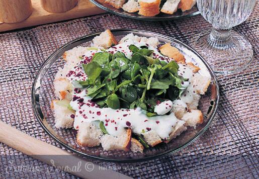 Ekonomik Semizotu Salatası Tarifi