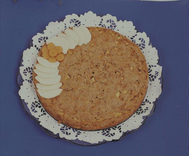 Elmalı Havuçlu Sanatçı Keki