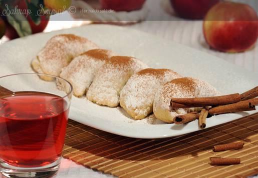 Elmalı Poğaça Tarifi