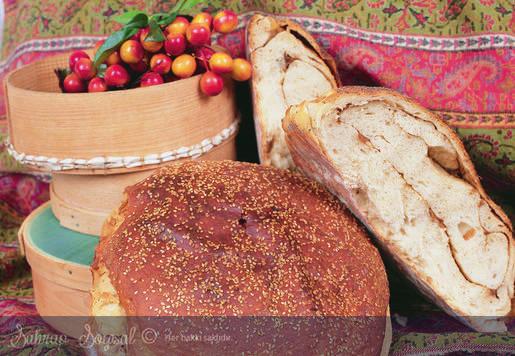 Ev Usulü Somon Ekmeği Tarifi