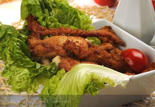 Fırında Baharatlı Tavuk Tarifi