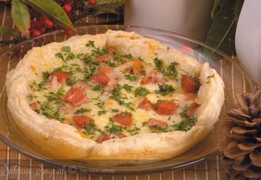 Görümcemin Çıtır Pizzası Tarifi
