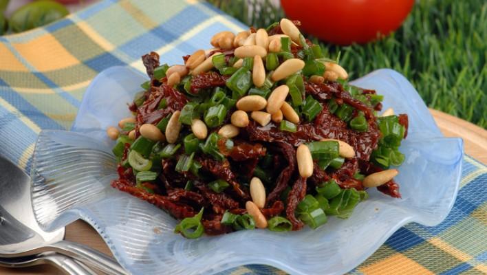 Gülçinin Maydanoz Salatası Tarifi