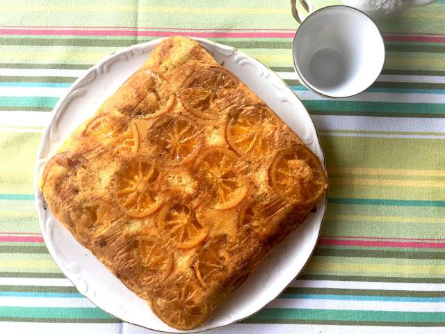 Gülçin\'in Portakallı Keki Tarifi