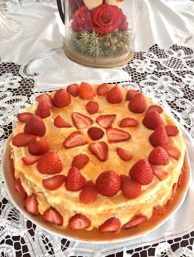 Gülçin\'in Sevgililer Günü Pastası Tarifi