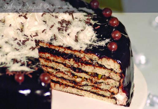 Gülsen\'in Amonyaklı Pastası Tarifi