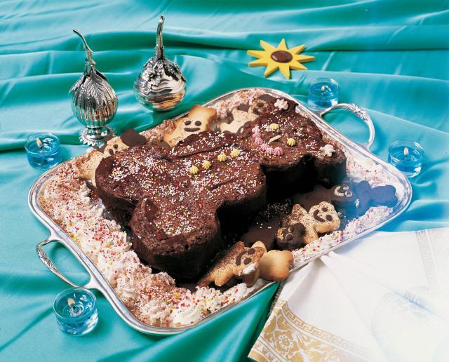 İkizlerin 23 Nisan Pastası Tarifi