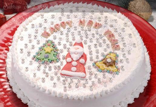 İncili Yeni Yıl Pastası Tarifi