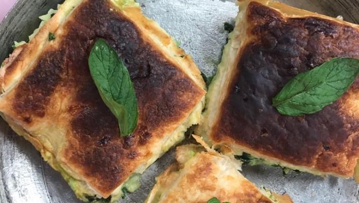 Ispanaklı Pratik Arnavut Böreği Tarifi