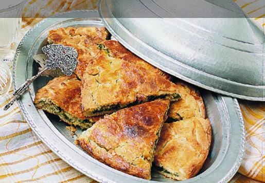 Ispanaklı Uşak Böreği Tarifi