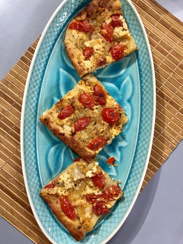 İtalyan Ekmeği Fokaçyo Tarifi