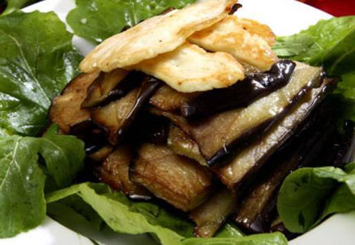 Izgara Patlıcan Salatası Tarifi