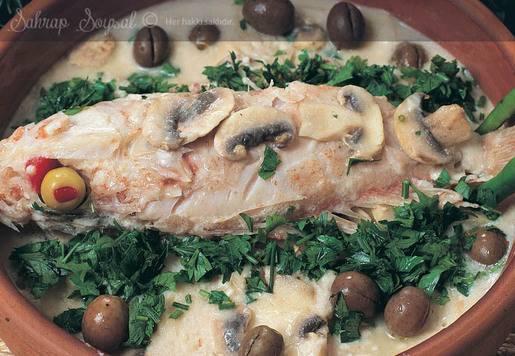 İzmir\'in Sütlü Balığı Tarifi