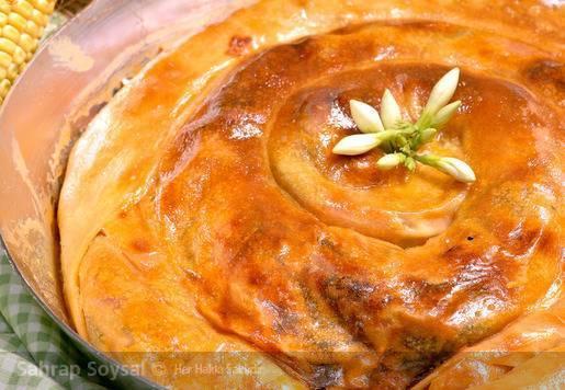 Kabaklı Boşnak Böreği-Ribisa Tarifi