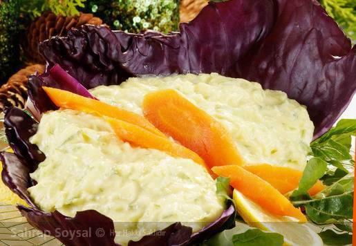 Kabaklı Kereviz Salatası Tarifi