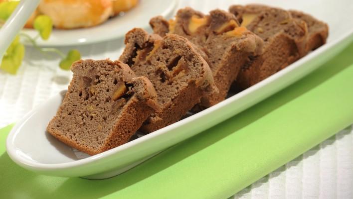 Kakaolu Ayvalı Kek Tarifi