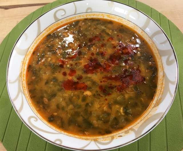 Karalahana Çorbası Tarifi