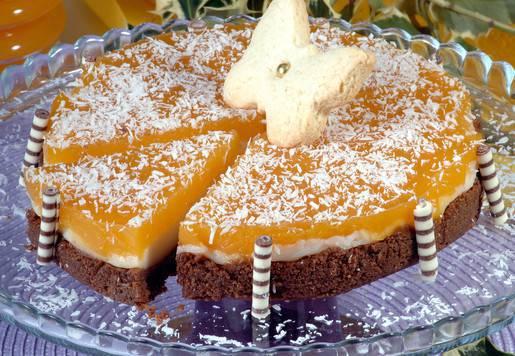 Kayısılı Puding Pastası Tarifi