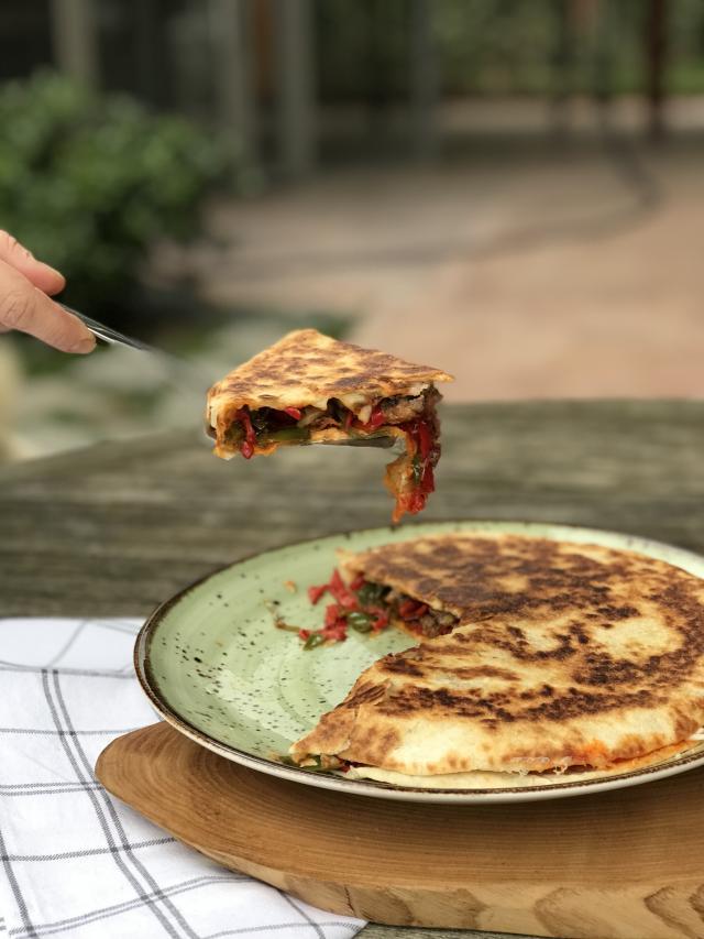 Köfteli Lavaş Pizzası Tarifi