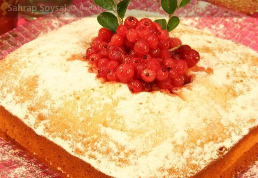 Kremalı Alman Keki Tarifi