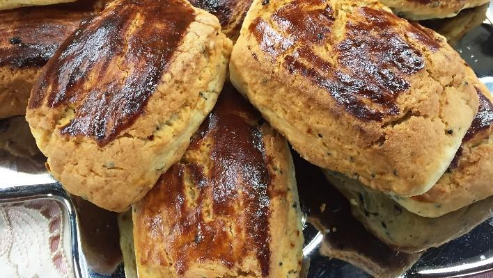 Mahlepli Anadolu Çöreği Tarifi