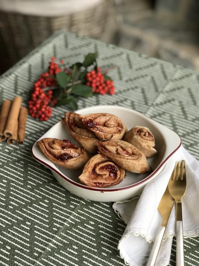 Marmelatlı Çörek Tarifi