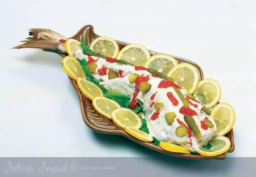 Mayonezli Soğuk Kırlangıç Balığı Tarifi