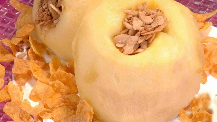 Mısır Gevrekli Elma Tatlısı Tarifi