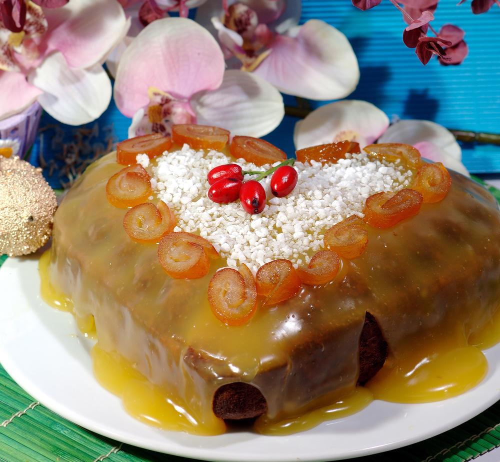 Neskafeli Portakallı Kek Tarifi