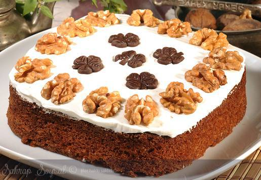Nilay\'ın Yunan Keki Tarifi