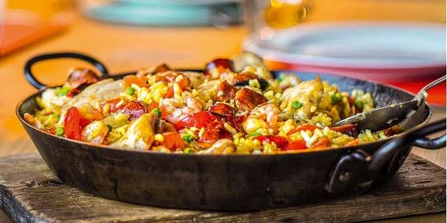 Paella Yemeği Tarifi