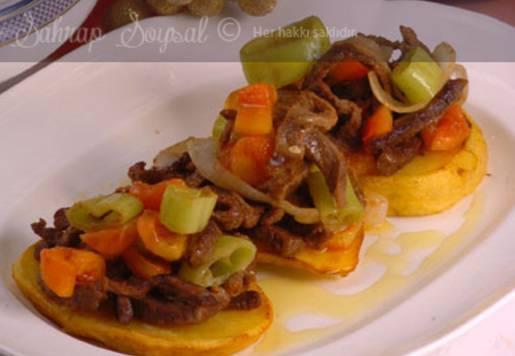 Patatesli Çingene Kebabı Tarifi
